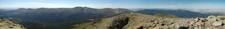 Panoramica Sierra De Guadarrama