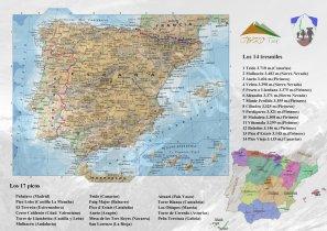 Cumbres De España
