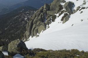 Bajante De Nieve