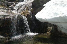 Agua y Nieve
