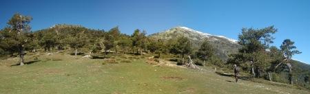Cerro Minguete & Monton de Trigo