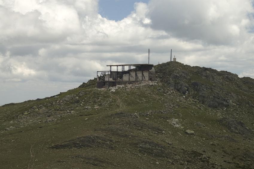 Cima del Pico Lobo