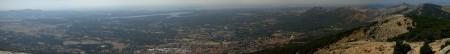 Panoramica de El Escorial