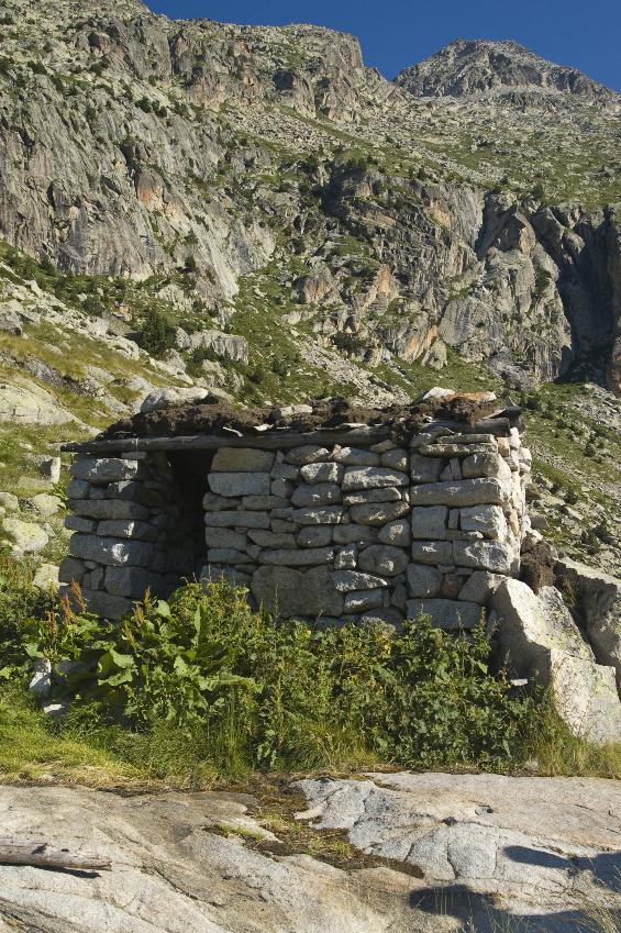 Cabaña de Coronas