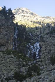 Cascada de los Ibones