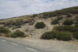 Comienzo del sendero a la Ceja