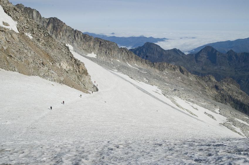 Glaciar del Aneto 1