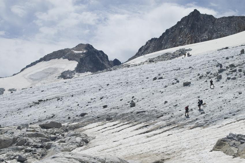 Glaciar del Aneto 2