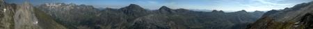 Panoramica del Macizo del Posets