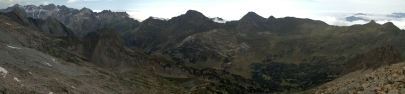 Panoramica Valle de la Renclusa