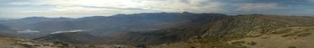 Panoramica del Valle del Lozoya