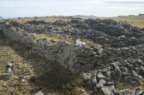 Ruinas de la Guerra Civil