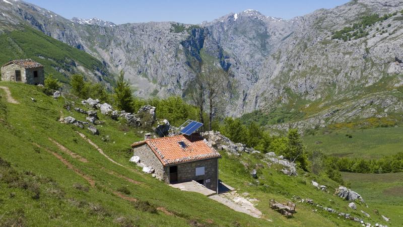 Refugio de la Terenosa