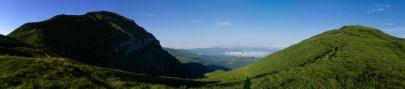Panoramica desde el Collado de la Pirulera