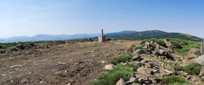 Panoramica desde Peña Quemada