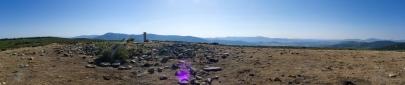 Panoramica desde el Pico Colgadizos
