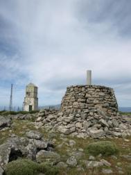 Cumbre del Cerro Escusa