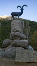 Monumento a la Cabra de Gredos
