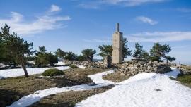 Cumbre de la Peña Berrocosa