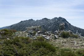Cumbre del Cerro Ventoso