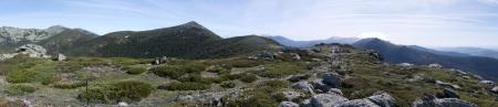 Panoramica desde Peña Bercial