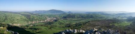 Panoramica de Lierganes
