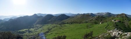 Panoramica del Macizo de Busampiro