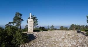 Cumbre del Cerro Calderon