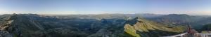 Panoramica desde el Tresmares