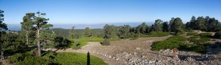 Panoramica al Norte del Calderon