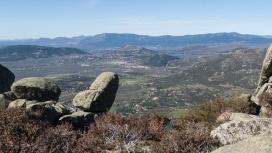 Hacia Navacerrada