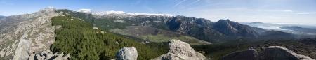 Panoramica desde Peña Blanca