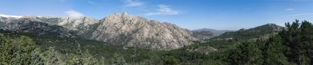 Panoramica de el Yelmo
