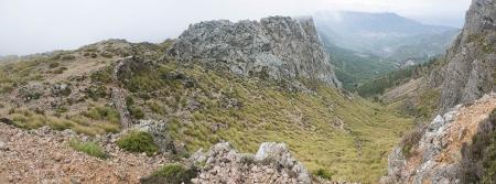 Panoramica del valle