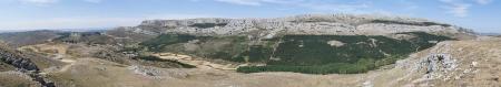 Panoramica de Albacastro