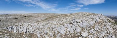 Panoramica del Paramo de La Muela