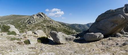 Panoramica del Alto de Matasanos