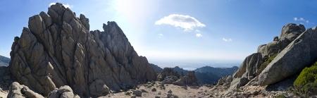 Panoramica del Circo entre Torres