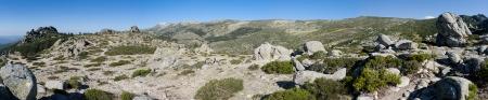 Panoramica Collado de Prado Poyo