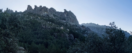 Panoramica de El Pajaro