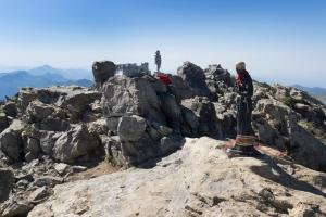 Cumbre de la Mesa de los Tres Reyes