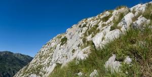 Panoramica cresta Picamellera