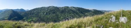 Panoramica hacia Urriellu