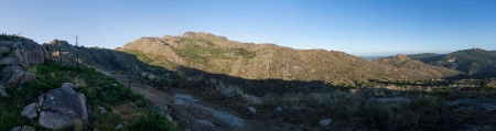 Panoramica macizo de Pindo