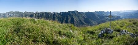 Panoramica Sierra de Cuera
