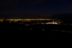 Santander en la noche