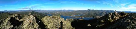 Panoramica desde Cancho de la Cabeza